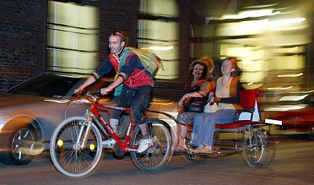 cfb0231ed975 Alternatív közlekedési eszközök - a kerékpár szerepe a városokban